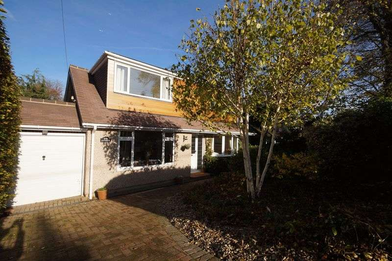 3 Bedrooms Detached House for sale in Ballinger