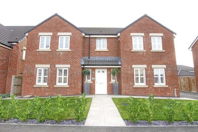 5 Bedrooms Detached House for sale in Binchester Court, Ingleby Barwick