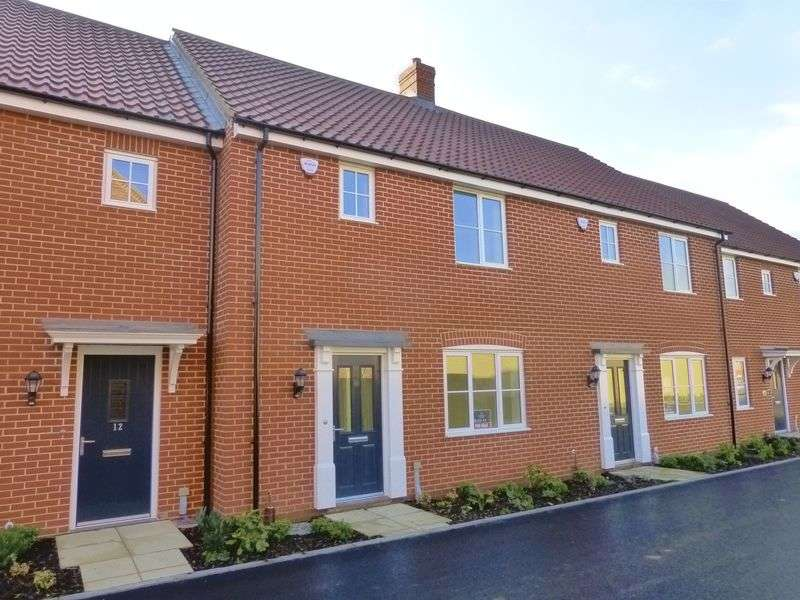 3 Bedrooms Terraced House for sale in Stalham