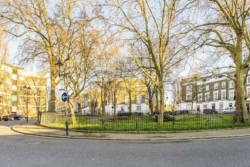2 Bedrooms Flat for sale in Percy Circus, London, London, WC1X