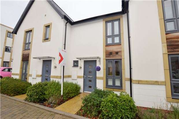 2 Bedrooms Terraced House for sale in Prince Regent Avenue, CHELTENHAM, GL50 4GB