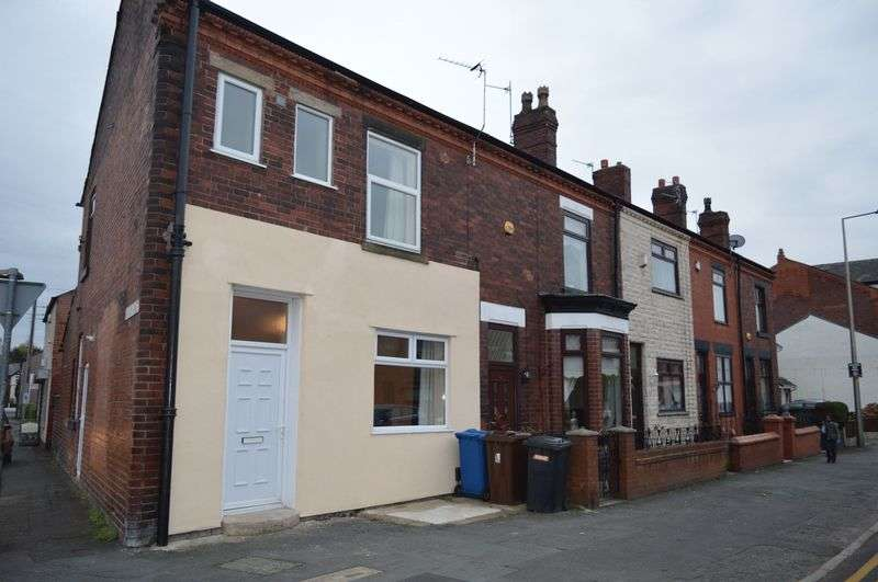 1 Bedroom House for sale in Bank Street, Golborne, WA3 3SB