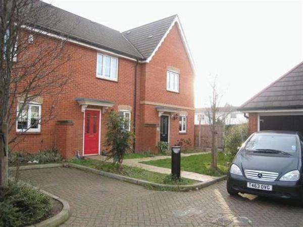 3 Bedrooms End Of Terrace House for sale in Manchester Court, Garvary Rd,, London