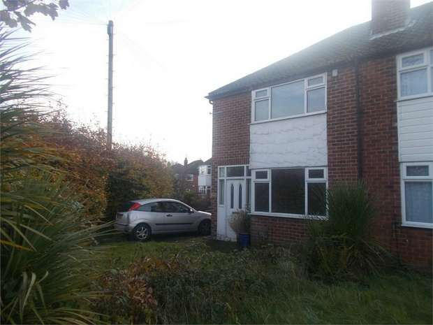 3 Bedrooms Semi Detached House for sale in Brookfield Avenue, Thornton-Cleveleys, Lancashire