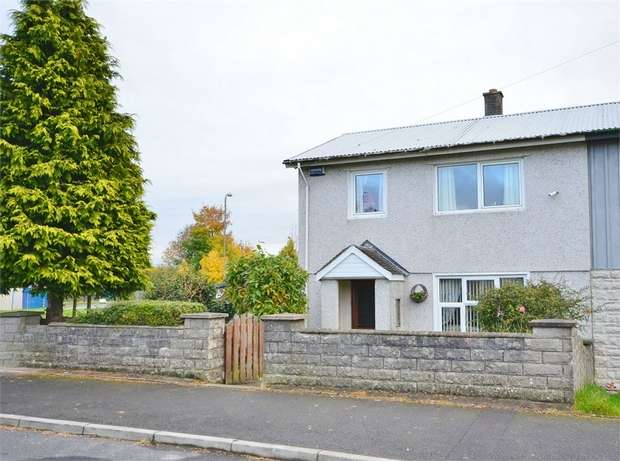3 Bedrooms Semi Detached House for sale in Bryncelyn, Nelson, TREHARRIS, Caerphilly