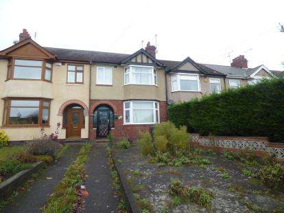 3 Bedrooms Terraced House for sale in Ansty Road, Coventry, West Midlands