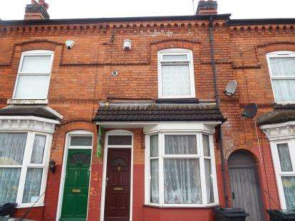 3 Bedrooms Terraced House for sale in Barrows Road, Sparkbrook, Birmingham, West Midlands