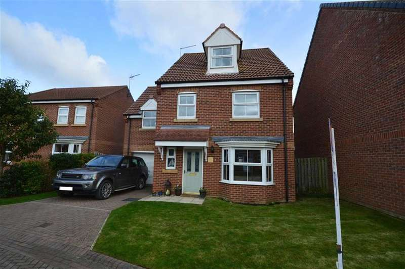 4 Bedrooms Property for sale in Cygnet Close, HORNSEA, East Yorkshire
