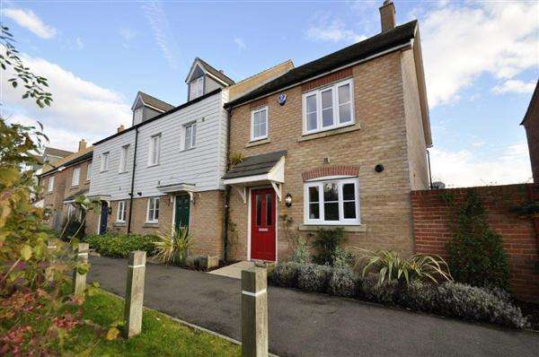 3 Bedrooms End Of Terrace House for sale in ASHFORD TN25