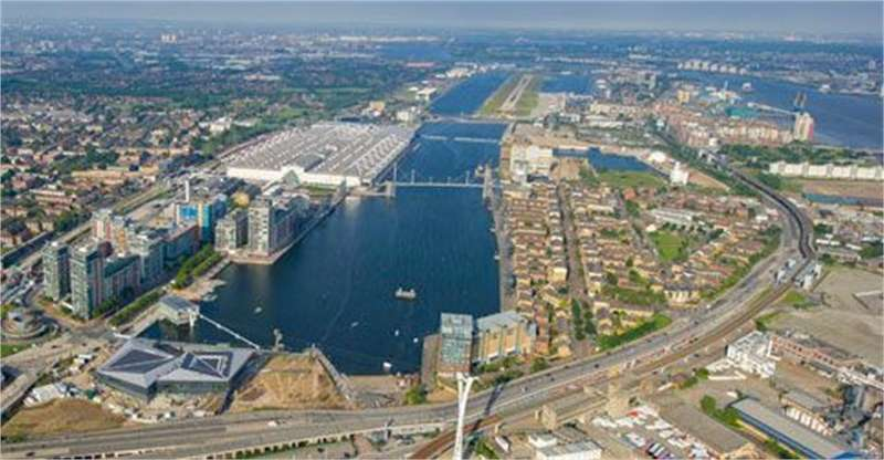 1 Bedroom Flat for sale in Europe Road, Woolwich