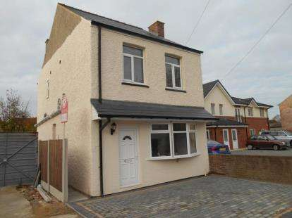 3 Bedrooms Detached House for sale in Flanderwell Lane, Sunnyside, Rotherham, South Yorkshire