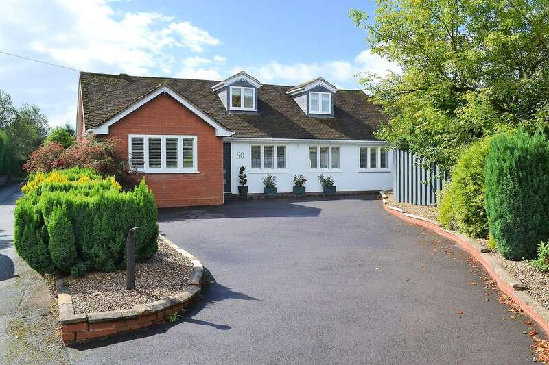 4 Bedrooms Semi Detached House for sale in Alrewas Road, Kings Bromley DE13 7HW