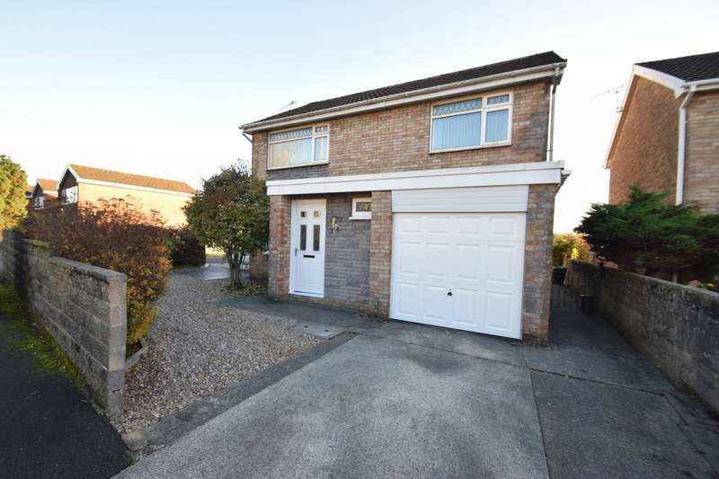 4 Bedrooms Detached House for sale in 92 Heol West Plas, Coity, Bridgend, Bridgend County Borough, CF35 6BA