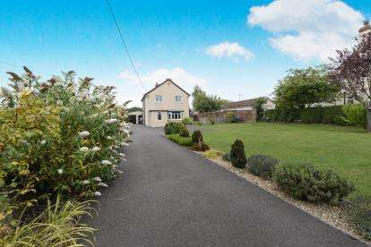 4 Bedrooms Detached House for sale in Huish Episcopi, Langport, Somerset