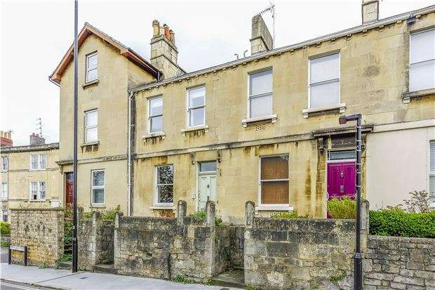 3 Bedrooms Terraced House for sale in St. Matthews Place, BATH, Somerset, BA2