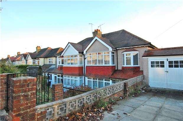 3 Bedrooms Semi Detached House for sale in St. Andrews Road, COULSDON, Surrey, CR5 3HH