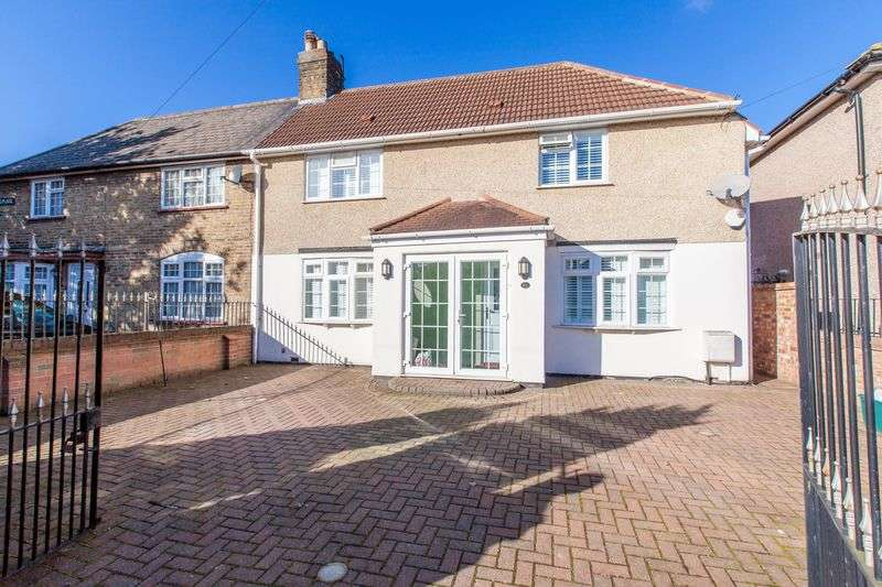 5 Bedrooms Semi Detached House for sale in Norfolk Place, Welling