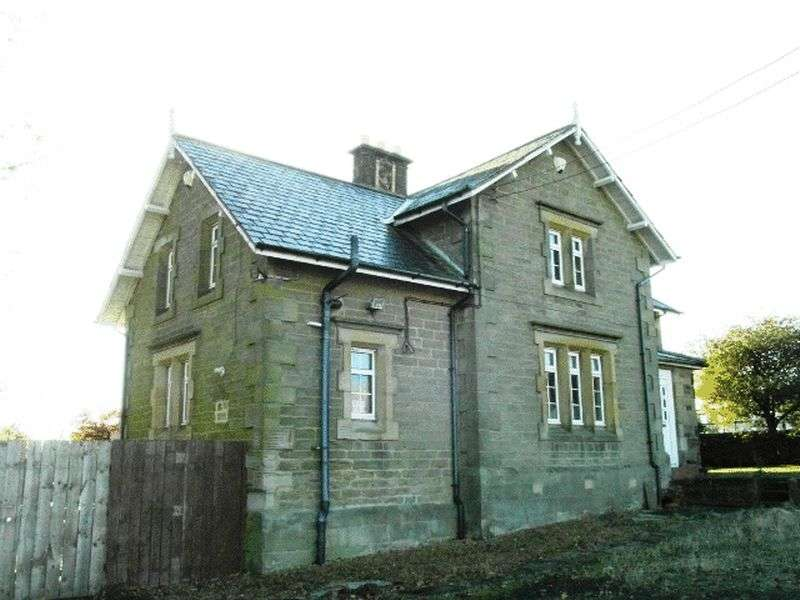 3 Bedrooms House for sale in Station House, Widdrington - Three Bedroom Detached House