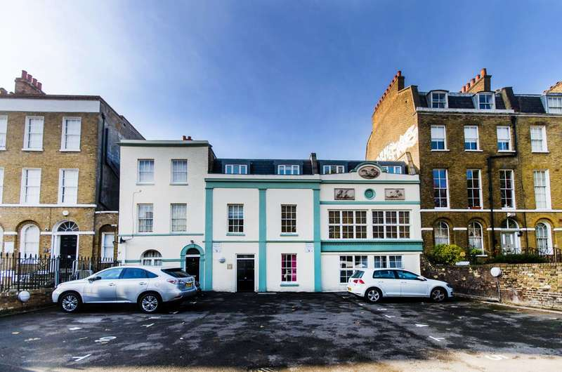 2 Bedrooms Flat for sale in Camberwell Road, Camberwell, SE5