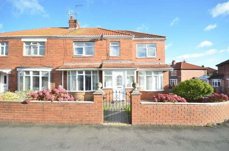 4 Bedrooms Semi Detached House for sale in Marina Terrace, Sunderland