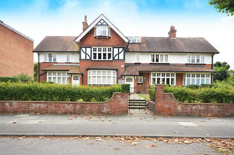 2 Bedrooms Flat for sale in Beech Court, Surbiton, KT6