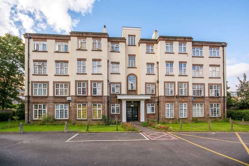 2 Bedrooms Flat for sale in St James's Road, Croydon, CR0