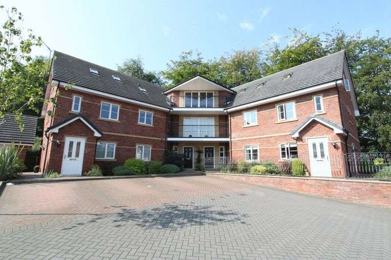 2 Bedrooms Flat for sale in Lymewood Close, Newcastle