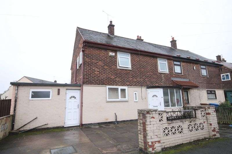 3 Bedrooms Semi Detached House for sale in MACAULAY STREET, SINFIN