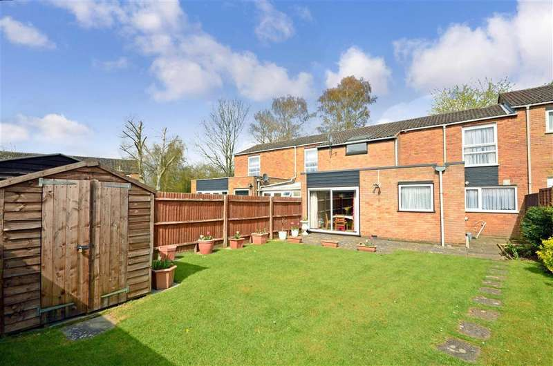 3 Bedrooms Terraced House for sale in Manor Forstal, New Ash Green, Longfield, Kent