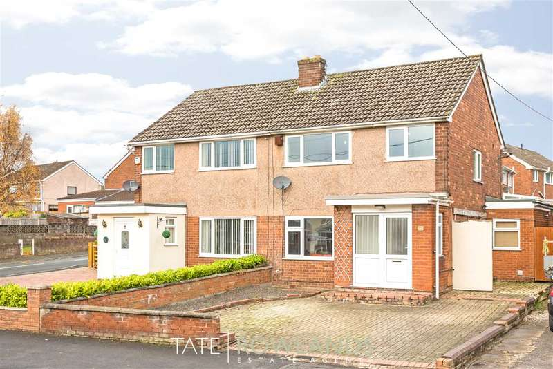 3 Bedrooms Semi Detached House for sale in Megs Lane, Buckley
