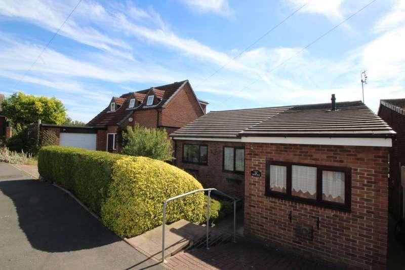 3 Bedrooms Detached Bungalow for sale in Denton Road, Burton-On-Trent, DE13