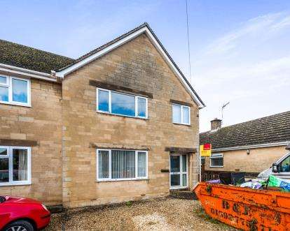 3 Bedrooms End Of Terrace House for sale in Busby Close, Stonesfield, WITNEY
