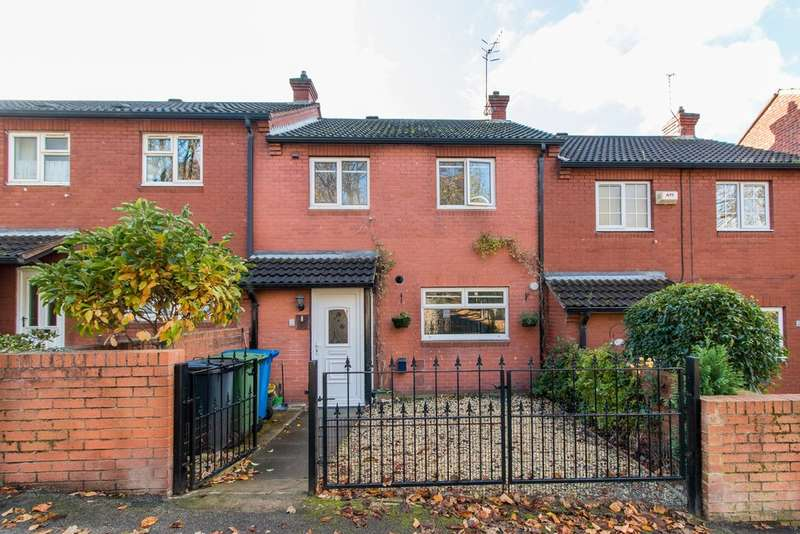3 Bedrooms Terraced House for sale in Old Whittington, Chesterfield