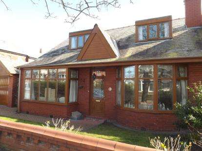 3 Bedrooms Bungalow for sale in Arlington Ave, Blackpool, Lancashire, FY4