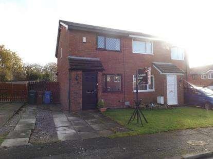 2 Bedrooms Semi Detached House for sale in Black Croft, Clayton-Le-Woods, Chorley, Lancashire, PR6