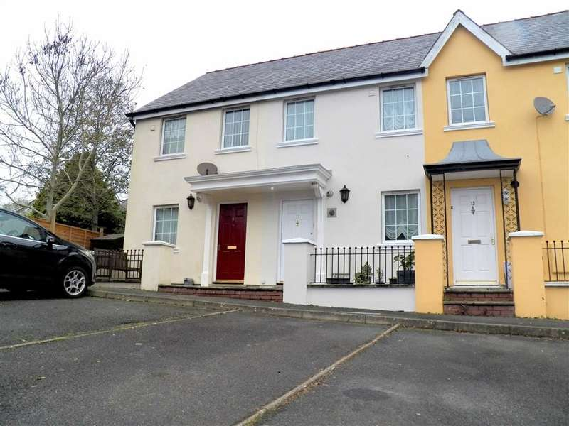 2 Bedrooms Property for sale in Brookside Avenue, Johnston, Haverfordwest