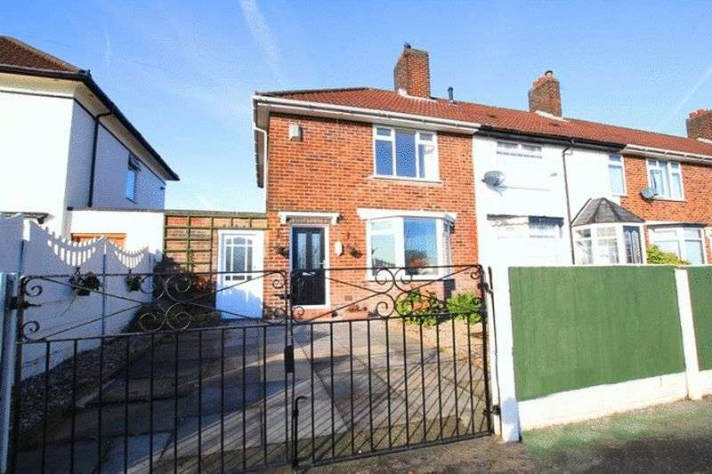 3 Bedrooms Terraced House for sale in Ackers Hall Avenue, Dovecot, Liverpool, L14