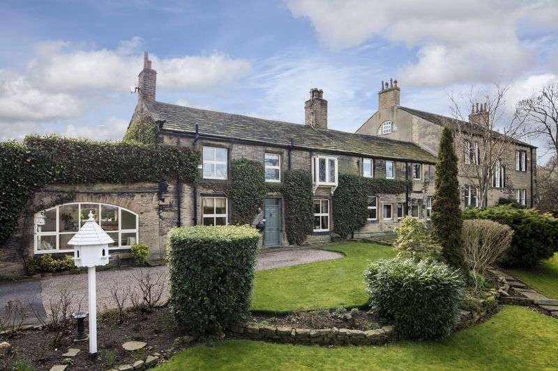 5 Bedrooms Property for sale in Fleminghouse Lane, Almondbury, Huddersfield