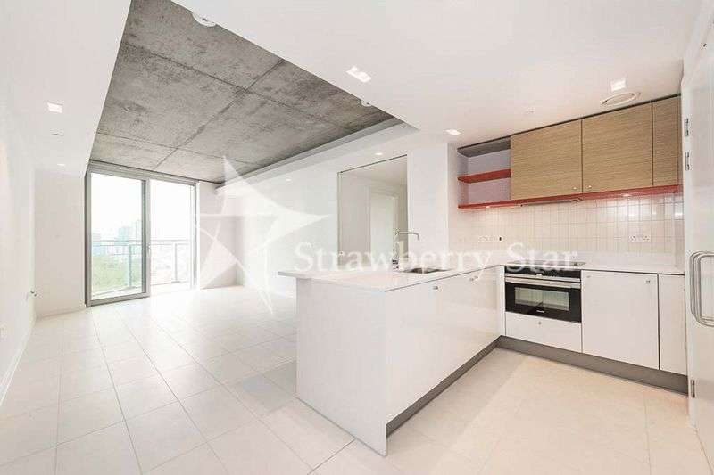1 Bedroom Flat for sale in Hoola, London E16