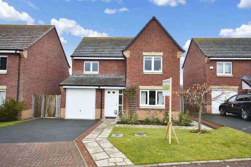 4 Bedrooms House for sale in 12 Kittlegairy Crescent, Peebles, EH45 9NJ
