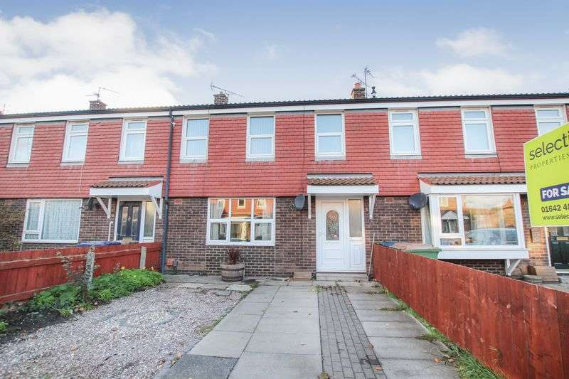 3 Bedrooms Terraced House for sale in North Fen, Redcar
