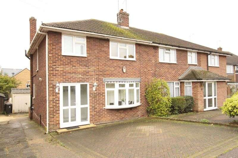 3 Bedrooms Semi Detached House for sale in Western Road, Nazeing