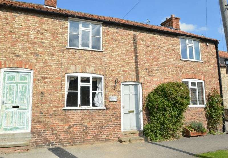 2 Bedrooms Terraced House for sale in Westgate, Malton