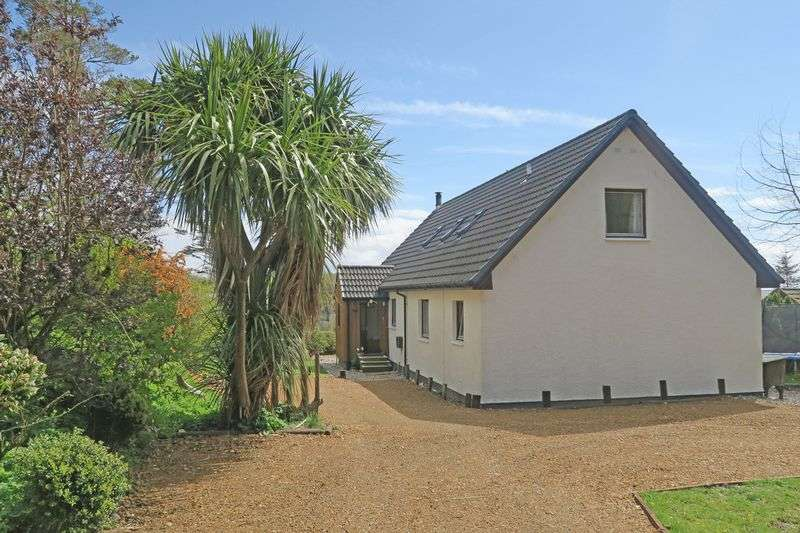 4 Bedrooms Detached House for sale in Ardvasar, Isle Of Skye