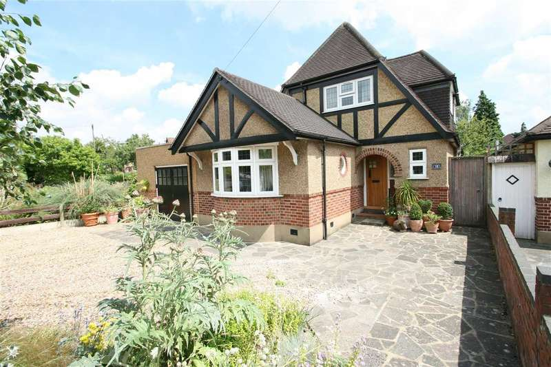 4 Bedrooms Detached House for sale in Strangeways, Watford
