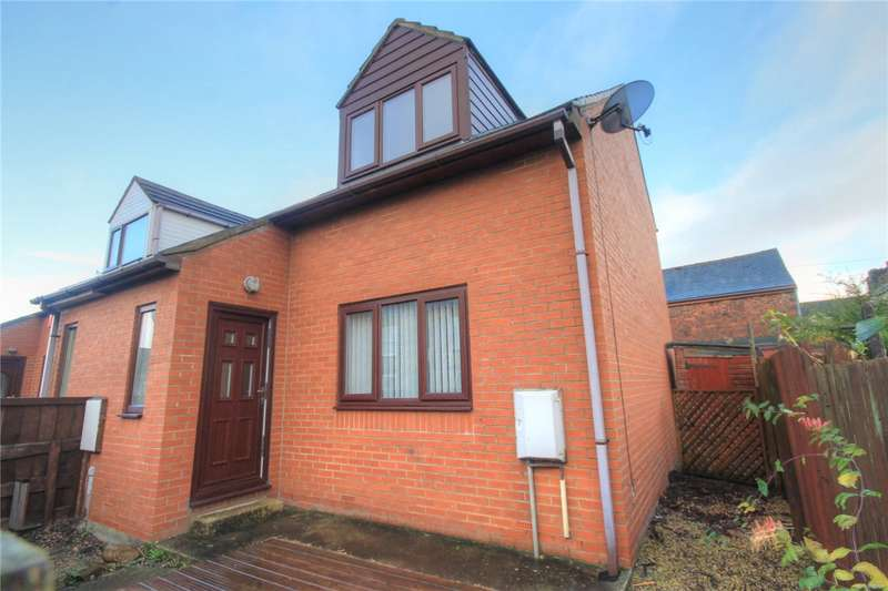 3 Bedrooms Semi Detached House for sale in Spring Close, Annfield Plain, Stanley, DH9