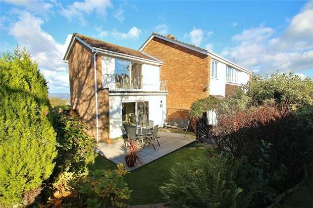 4 Bedrooms Semi Detached House for sale in Downleaze, Portishead, North Somerset