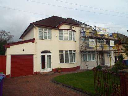 3 Bedrooms Semi Detached House for sale in Childwall Valley Road, Liverpool, Merseyside, Uk, L16
