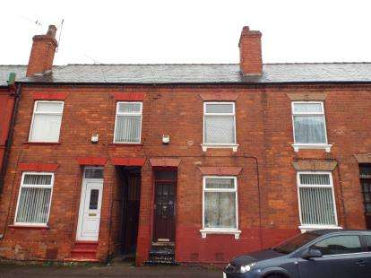 2 Bedrooms Terraced House for sale in Cromwell Street, Mansfield, Nottinghamshire
