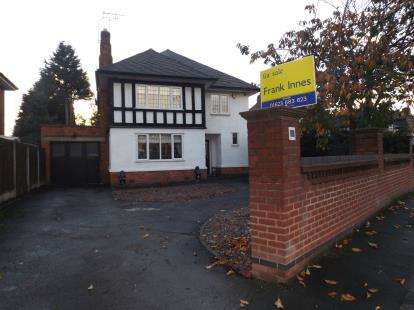4 Bedrooms Detached House for sale in Chesterfield Road South, Mansfield, Nottinghamshire